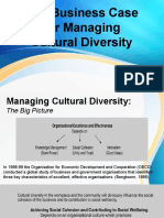 3. The Business Case for Managing Cultural Diversity (1)