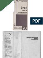 7 ensayos filosóficos sobre la ciencia moderna. pdf