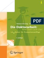 Barbara Messing, Klaus-Peter Huber - Die Doktorarbeit_ Vom Start zum Ziel_ Lei(d)tfaden für Promotionswillige  GERMAN  (2007, Springer) - libgen.lc.pdf