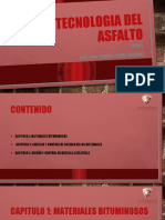 MATERIALES  BITUMINOSOS No 1