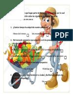 Encuesta de Evaluación - Servicio y Satisfaccion Mercados Campesinos
