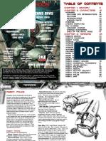 Metal Gods - Android And Robot Sourcebook v2.0 demo