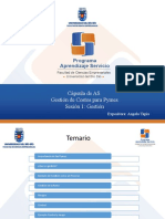 Sesion 1 gestion