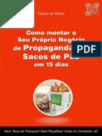 Como montar o Seu Próprio Negócio de Propaganda em Sacos de Pão em 15 dias