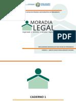 Caderno com Legislação de apoio ao Moradia Legal - Publicado em 26 de maio de 2020 REURB