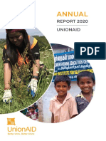 UnionAID Annual Report 2020