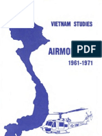 Vietnam Studies Air Mobility 1961-1971