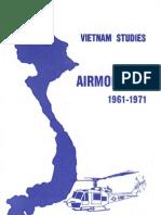Vietnam Studies Air Mobility 1961-1971