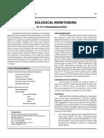 neurological monitoring