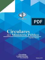 Circulares del Ministerio II Edicion