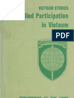Vietnam Studies Allied Participation in Vietnam