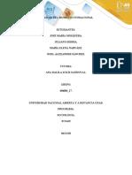 trabajo final momento 3 clasicos de la sociologia teroria sociologica