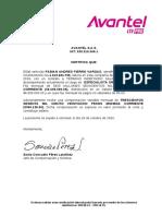 Certificado Laboral Avantel.pdf