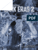 Chronicles of Darkness - Dark Eras 2 (Advance PDF)
