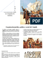 Derecho Pre-Colonial mediante aportaciones hechas por otras culturas Pre-Colombianas, hasta la conquista de America