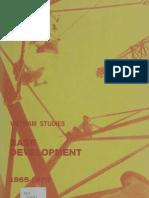 Vietnam Studies Base Development in South Vietnam 1965-1970