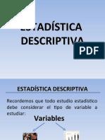 ESTAD+ìSTICA  DESCRIPTIVA-clase 2