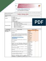 PLANEACION didactica unidad 1