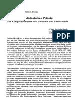 Baumann Verstehen als dialogisches Prinzip - Core