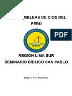 Análisis crítico de Carlos Alberto Briceño