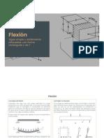 Flexion simple y ejercicio verificacion