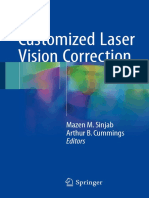 LIVRO - Mazen M. Sinjab, Arthur B. Cummings - Customized Laser Vision Correction-Springer International Publishing (2018)..pdf