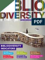Bibliodiversity - Indicators