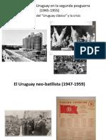 1945-1955Crecimiento basado en la industrialización