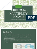 Mieloma multiple y POEMS buena.pptx