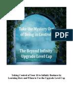 387_Beyond Infinity - Upgrade Level Cap