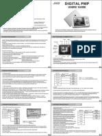 Digital JXD Ipod manual