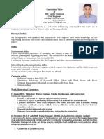 CV - Saidur Rahman - int.docx