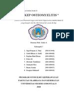 Askep Osteomyelitis Kel. 5