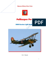 Polikarpov Po-2 Bomber