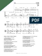 ALLÉLUIA (PSAUME 103) C 518