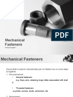 PJJ Mechanical Fastener