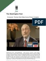Economist Western State Helps Secure Money Corruptor