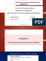 Chapter 6 Construction Economics and Finance in Ethiopia.pptx