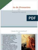 O Mito de Prometeu