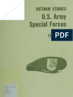 Vietnam Studies U.S. Army Special Forces 1961-1971