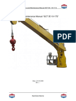 Operations and maintenance manual SCT 35 10-17S