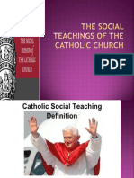 the-social-teachings-of-the-catholic-church