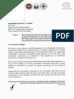 Nov 19 ICC-CabCom Letter to the DOTr