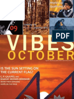 Vibes Monthly Newspaper - October Issue