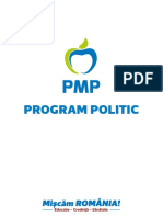 Program Politic PMP
