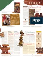 histoire chocolat