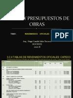 CLASES DE COSTOS C-03 - 2020-II