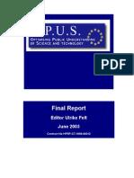 OPUS Report Final