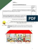 Guía de trabajo domiciliario de Inglés