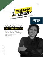 Cuaderno de trabajo - Desafío Tesis.pdf